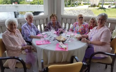 La Posada Honors Female Residents with Celebratory Ladies Lunch Event